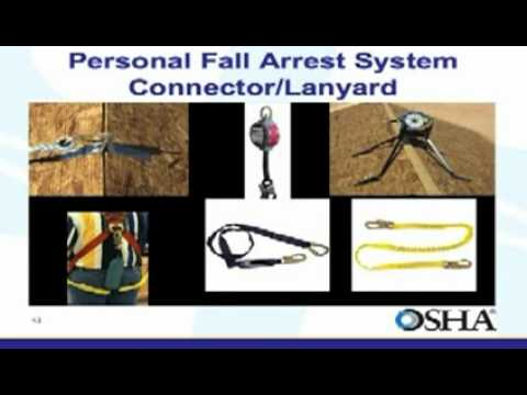 Osha S Fall Protection Policies For Residential