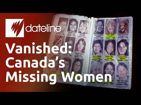 Vanished: Canada's Missing Women
