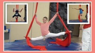 We Go To Circus School! |  Flippin