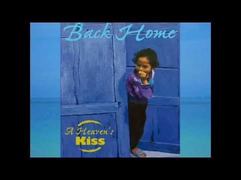 BACK HOME .ENRIQUE LAZARO. A HEAVEN'S KISS BAND.