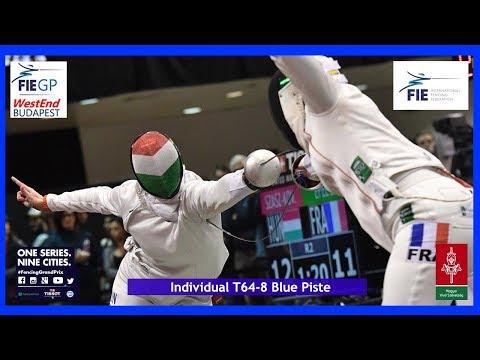 WESTEND Epée Grand Prix Budapest Piste Blue