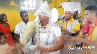 Ilê Ase Olomi Tutu -  Odu Ijê de Pedro de Oyá ( Igbi )