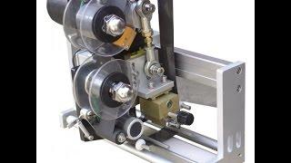 Датер HP241G для печати даты автоматический для фасовочного автомата(, 2014-06-04T19:09:40.000Z)