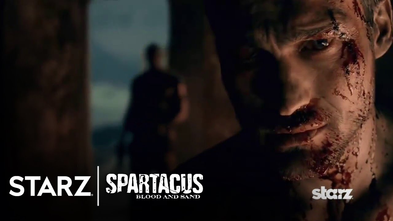 Download Spartacus: Blood and Sand | Official Trailer | STARZ
