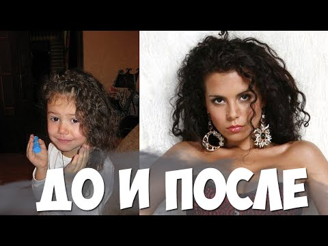 ИСТОРИЯ УСПЕХА - Настя Каменских // ПЕВИЦЫ в детстве
