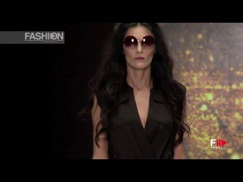 Julia Dalakian Mercedes Benz Fashion Week Russia Spring