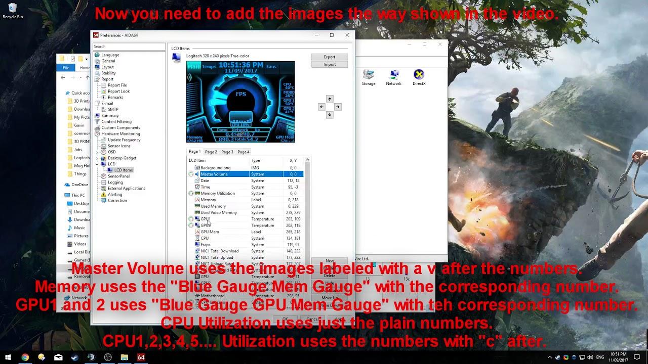 logitech g19 windows 10 drivers