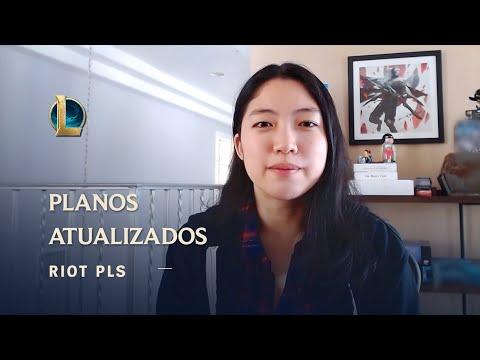 Planos de 2020 para o League | Riot PLS - League of Legends