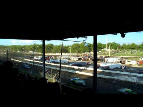 Orange County Fair Speedway 5-17-2014 Video 6
