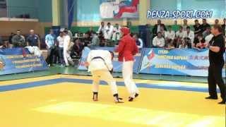 Чемпионат по рукопашному бою памяти Д. Мутовкина