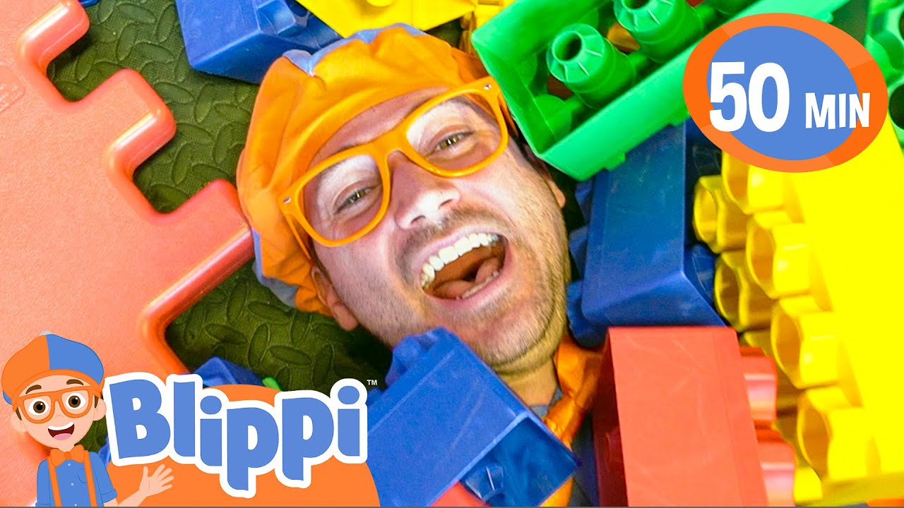 Blippi Visits EdVenture Children's Museum | Learn About Careers and Colors | Educational Kids Video