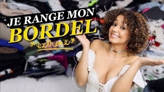 JE TRIE MON DRESSING + DRESSING TOUR * extreme * || Léna Situations