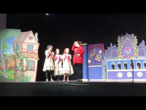 Olivia's Broadway Bound 2017-Beauty and the Beast Jr.