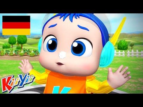 die-finger-familie- -+weitere-kinderlieder- -deutsch- -kiiyii