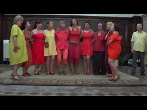 Sztoj pa moru (chant traditionnel de Biélorussie)