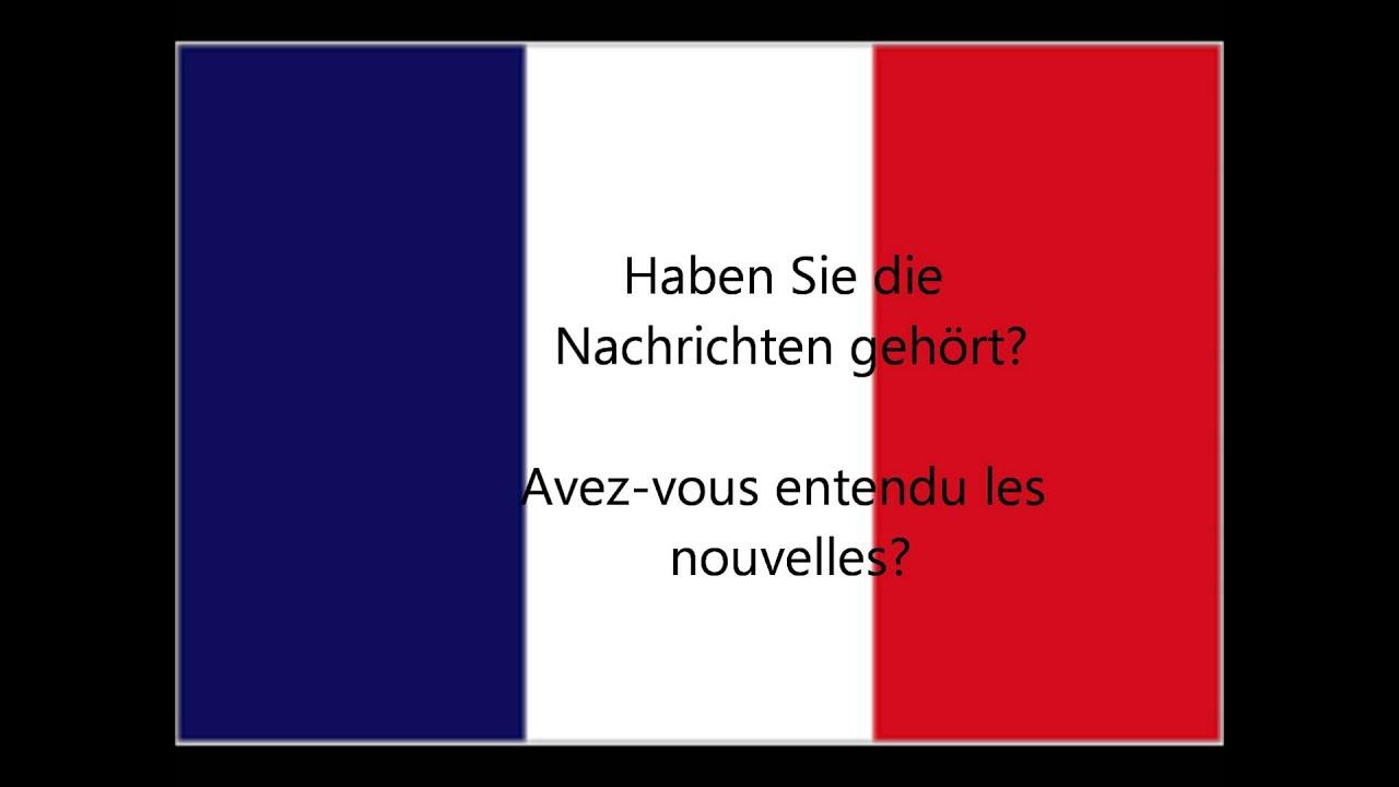 Französisch Youtube