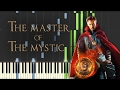 Doctor Strange - The Master of the Mystic [piano]