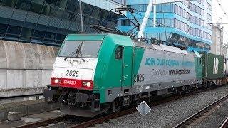 Treinen in Arnhem Centraal - 22 September 2018
