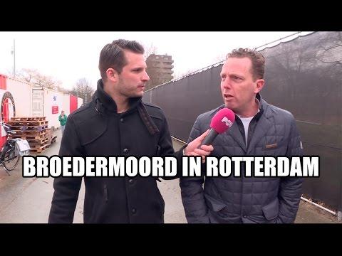 Broedermoord in Rotterdam