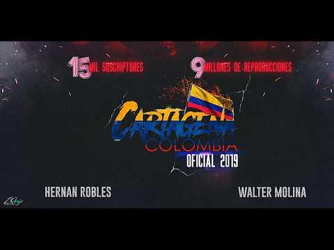 MARCANDO EL RITMO ENGANCHADOS VOL.1 - CARTAGENA COLOMBIA OFICIAL 2019