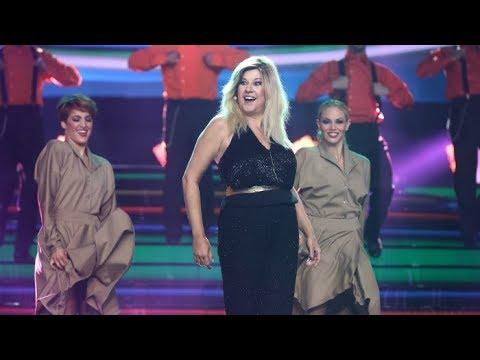La Terremoto de Alcorcón viaja a los 80 con 'Xanadú' de Olivia Newton-John - Tu Cara Me Suena