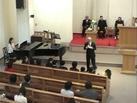 Hiroshima SDA Church 2008.12.06