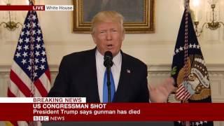 Virginia Shooting: Trump: