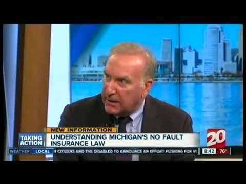 Michigan Car Insurance Hidden Provisions - Goodman Acker on WYYZ/TV 20 Detroit