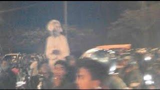 Video Pocong Terekam Kamera/ Penampakan Hantu Nyata Indonesia