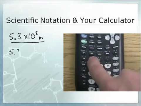 importance of scientific notation