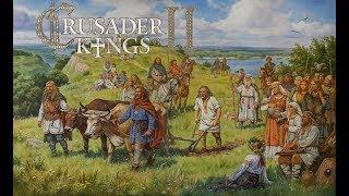 Crusader Kings 2 Русичи #1.