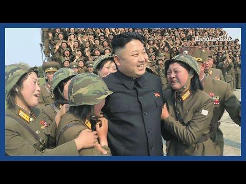 Where's Kim Jong-un?
