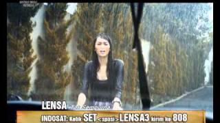 lensa tak sempurna official video clip