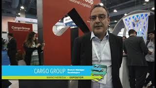 Logistic Summit & Expo - Testimonial expositor CARGO GROUP – Mario Heredia