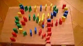 see http://kybernetikos.com/2007/03/01/domino-computation/