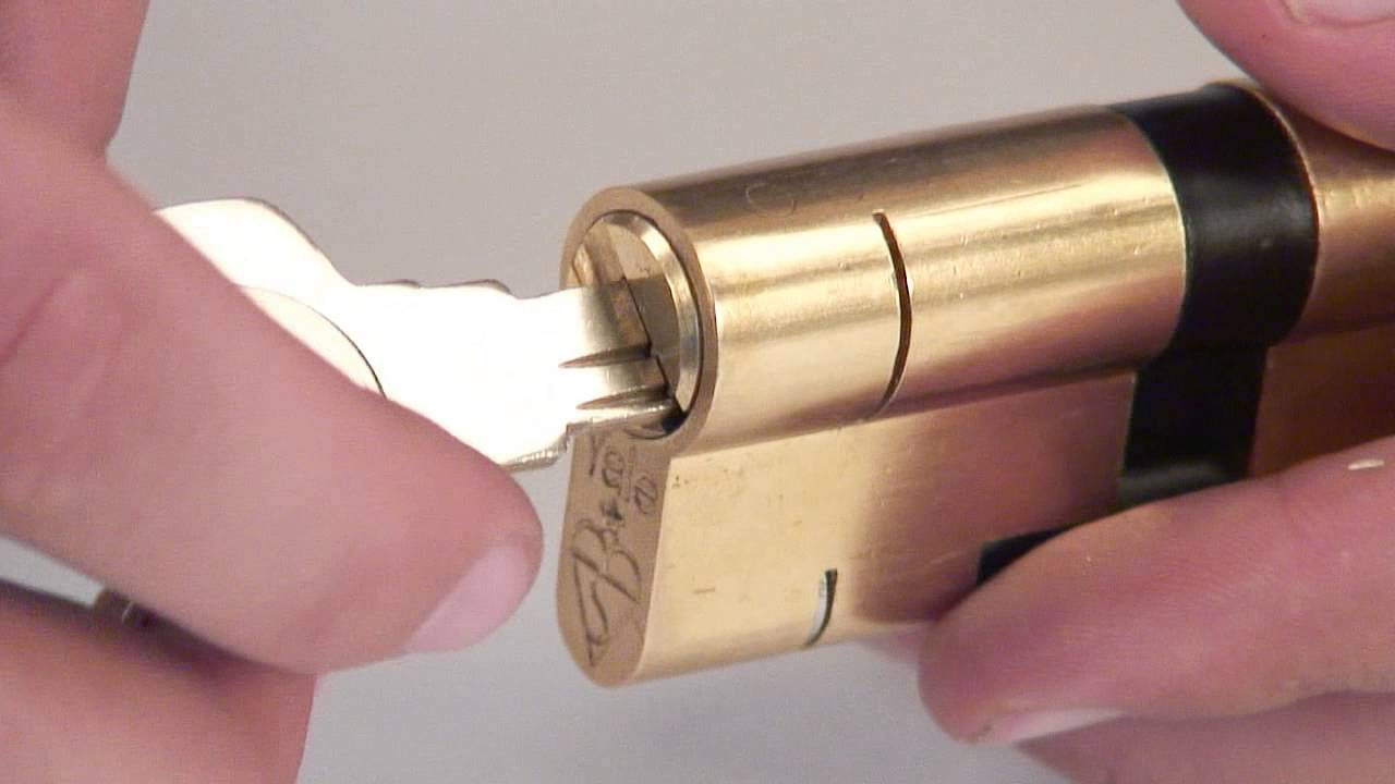 Change Your Door Locks To Yale Security Cylinder Euro ...