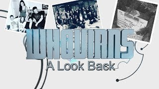 Whovians:  A Look Back