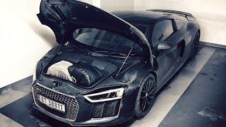 i told you the r8 was a daily driver by arnhoff i vlog 3