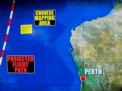 Search for Flight 370: Chinese navy ship to map seabed off Australia