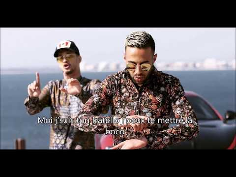Naps Ft. Soolking - Favela 2018 (Paroles/Lyrics)