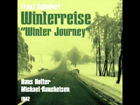 Winterreise, Op. 89, D. 911: