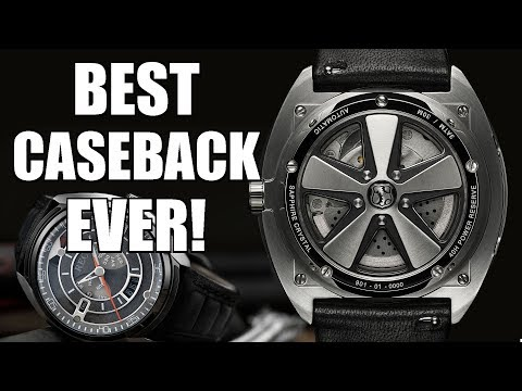 Porsche 911 Inspired! REC Watches 901 Automatic Review - Perth WAtch #241