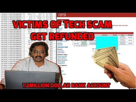 Refunding OVER 1.2 MILLION From Indian Scammers