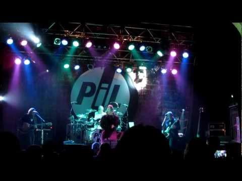 P.I.L. - Albatross, live @ The Opera House, Toronto. Oct 18, 12