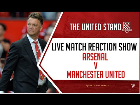Arsenal Vs Manchester United 3-0 RANT | Van Gaal Schooled by Wenger
