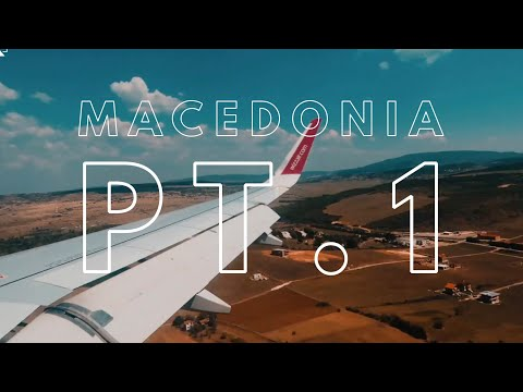 Mission Trip to Macedonia Pt.1