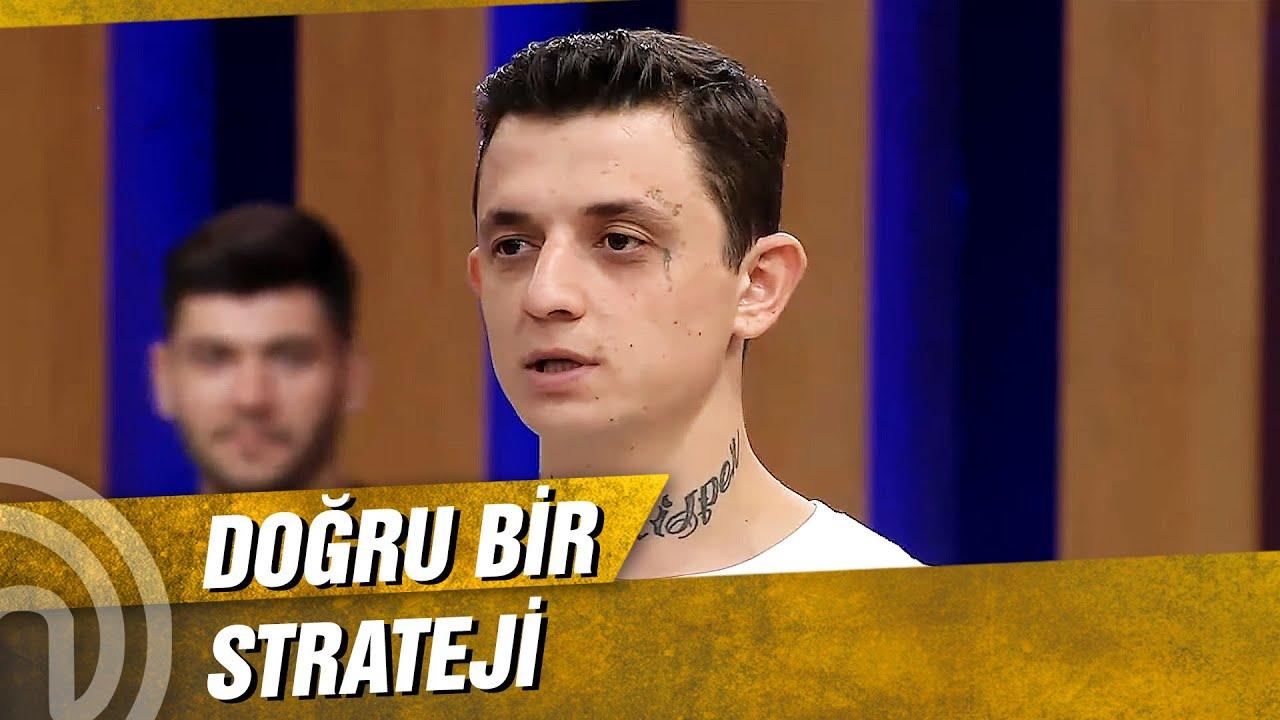 Şefler Umut'un Stratejisini Tebrik Ettiler | MasterChef Türkiye 27. Bölüm