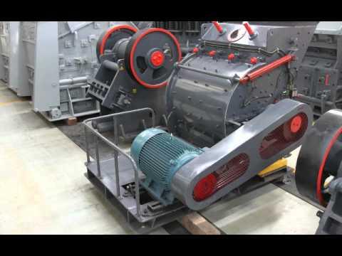 Iron-process Iron Ore Crushers Manufacturing