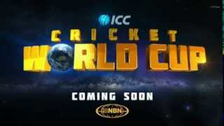 "NBN Television | 2015 Cricket World Cup ""Coming Soon"" Signpost - (23.01.2015)"