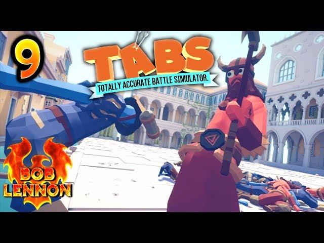 DAB VERSUS JOJO POSE : LE DUEL ULTIME !!! -Totally Accurate Battle Simulator- avec Bob Lennon